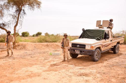 Les citoyens satisfaits du renforcement de la sécurité dans les zones frontalières