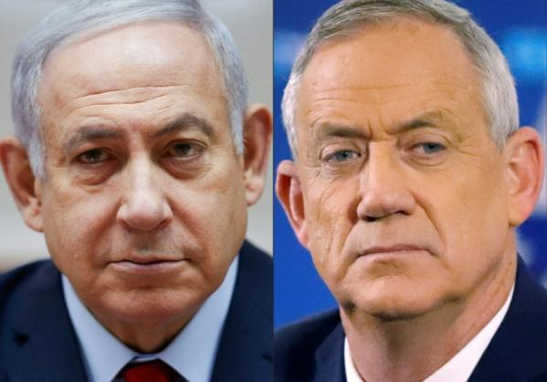 Israël: Netanyahu et Gantz s'entendent enfin sur un gouvernement d'union