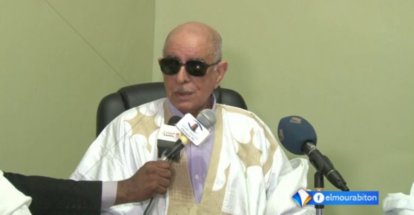 Le président Ghazouani a reçu O. Breïdeleyl