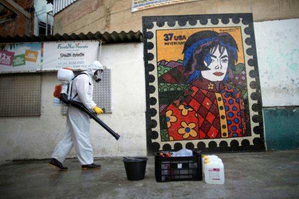 Coronavirus: dans les favelas du Brésil, on ne compte que sur soi