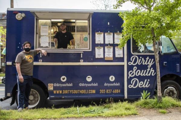 A Washington, les food trucks migrent vers les zones résidentielles pour survivre