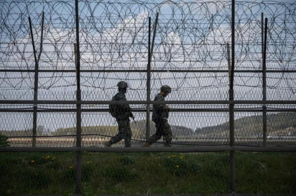 Echange de tirs à la frontière inter-coréenne, selon Séoul