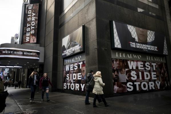 En apnée, Broadway craint l'asphyxie sans soutien public