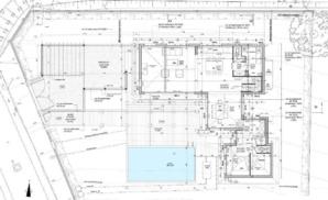 Pose la première pierre pour la construction d'une école technique et professionnelle des travaux publics à Riyad