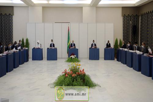 Communiqué du Conseil des Ministres du 6 mai 2020
