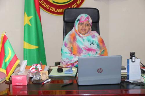 La présidente du CRN prend part au forum international sur le rôle des femmes pionnières, des décideurs et des élues
