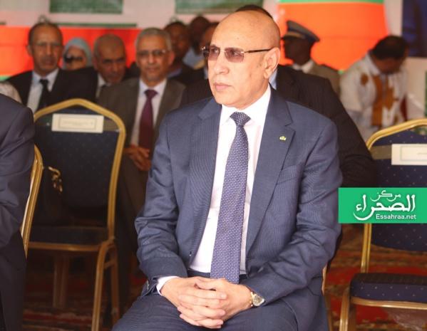 Les engagements du président Ghazouani à l'endroit des walis