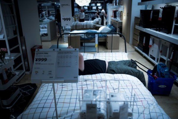 Sex-tape dans le magasin: Ikea rappelle ses clients chinois à l'ordre