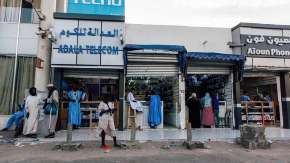 Mauritanie: une reprise d'activité sans clients pour les vendeurs de téléphones