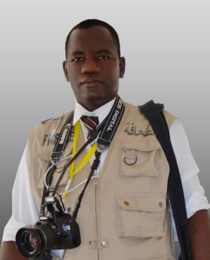 Nouadhibou : arrestation du journaliste Abu Bakr James