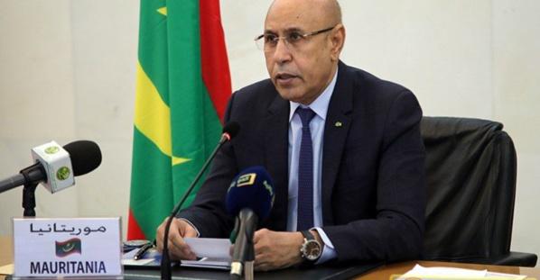 Le président Ghazouani après la découverte de nouveaux cas du coronavirus : « la situation est sous contrôle »