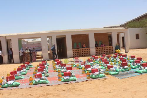 Social : Distribution de la Zakat al Fitr à des familles nécessiteuses
