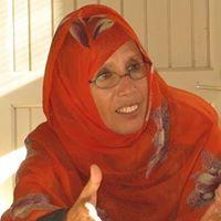Madame Aminetou mint Moctar, présidente de l'Association des Femmes Cheffes de Famille (AFCF) :