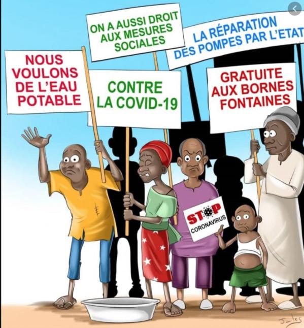 Vingt-sept nouveaux cas confirmés de coronavirus en Mauritanie