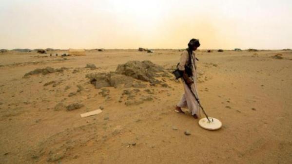 Des orpailleurs mauritaniens arrêtés en territoire algérien