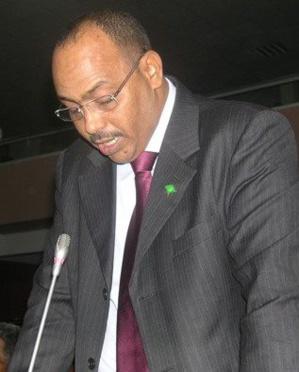 Décès de l'ancien député O. Ahmed El Hadi