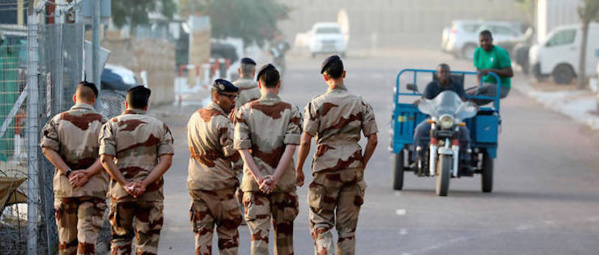 Tchad : deux soldats français blessés par la garde présidentielle