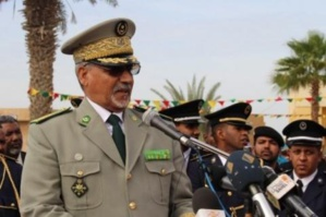 Ould Meguett apporte des changement aux commandements de l'armée