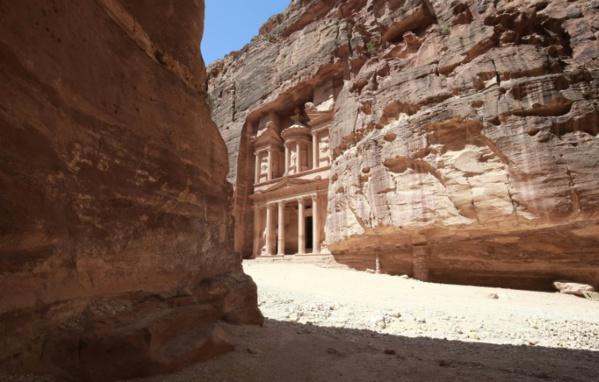 Petra, cité fantôme: le tourisme jordanien frappé de plein fouet par la pandémie