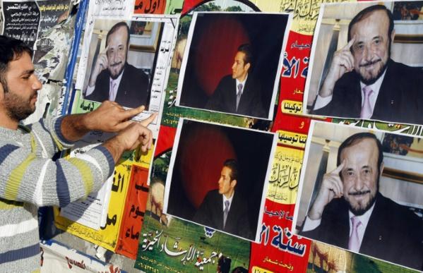 """""""Biens mal acquis"""": Rifaat al-Assad, l'oncle du président syrien, fixé sur son sort"""
