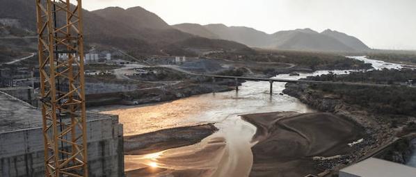Barrage sur le Nil : la mise en garde du Soudan