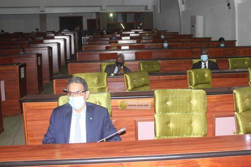 L'Assemblée nationale ratifie six accords de financement de projets