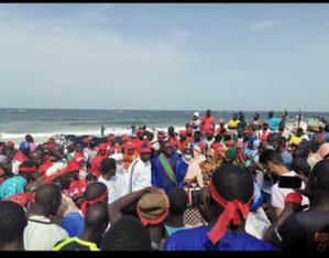Des députés solidaires de la lutte des pêcheurs contre le mono filament