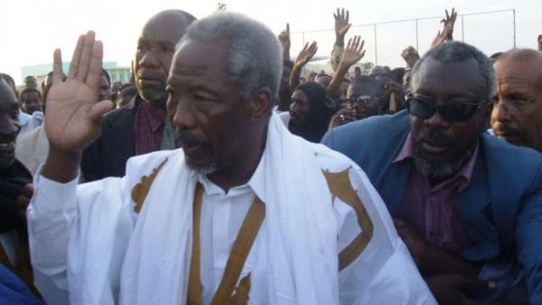 Le président de l'APP appelle à un dialogue national inclusif en Mauritanie