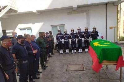 Nouakchott : Des milliers de mauritaniens accueillent le corps d'Ould BEDERDINE