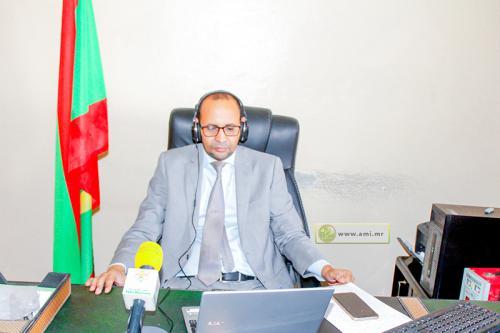 Entretien du député-maire de Nouadhibou à RM