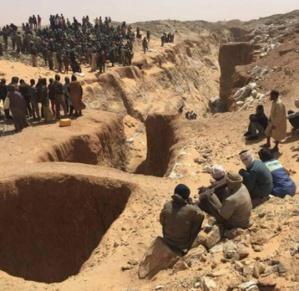 Bir Moghrein : un orpailleur dans une situation critique après avoir été agressé par des sahraouis