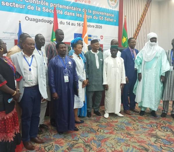 Comité interparlementaire du G5 Sahel : Des recommandations pour une meilleure gouvernance du secteur de la sécurité
