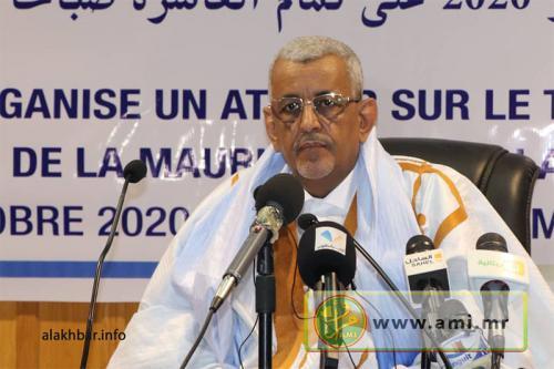 """L'UPR organise un atelier sous le thème, """"Le positionnement de la Mauritanie dans la sous-région"""""""