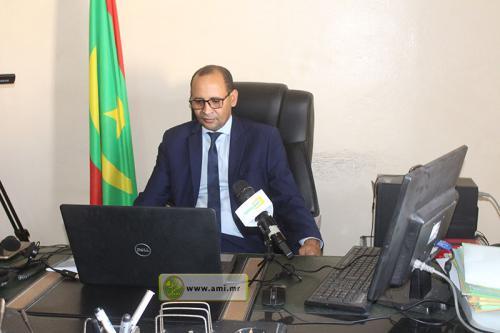Le secrétaire général de la Commission nationale pour l'éducation se réunit avec la directrice régionale de l'Unesco