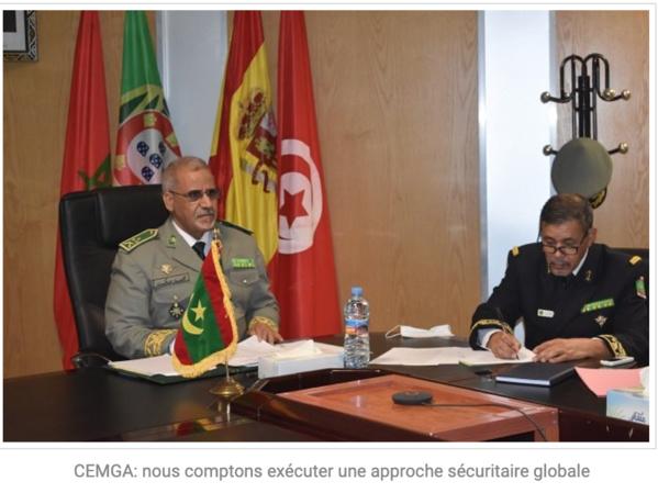 CEMGA: nous comptons exécuter une approche sécuritaire globale