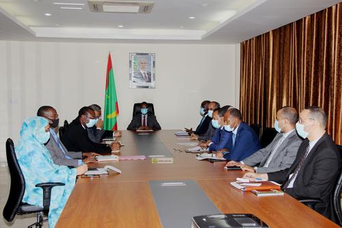 Le premier ministre préside la réunion de la commission inter-ministérielle chargée de la préparation des festivités de l'indépendance nationale