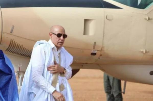 Le président Ghazouani va se rendre jeudi à Sélibaby