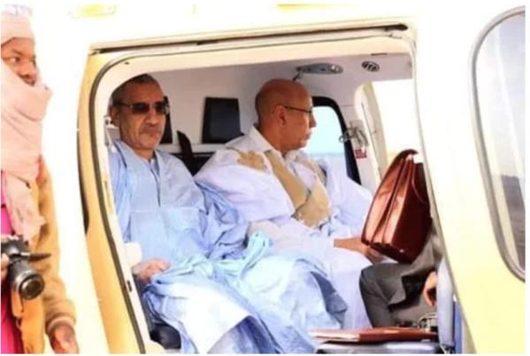 Les visites du président Ghazouani à l'intérieur du pays annulées