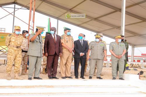 Les ministres de la Défense nationale et de l'Intérieur visitent le site de la commémoration de l'Indépendance nationale