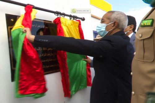 Brakna : Le ministère de la Défense nationale inaugure les locaux de la brigade de Male