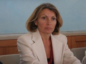 Ambassadrice d'Italie à Rabat et Nouakchott Barbara Bregato