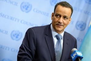 Ismail Ould Cheikh Ahmed, ministre des affaires étrangères