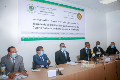 Journée de sensibilisation sur les missions de la Commission nationale de lutte contre le terrorisme