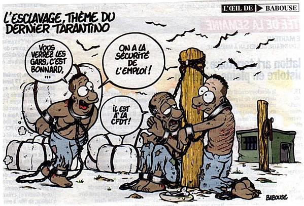 SOS Esclaves se penche sur sa stratégie juridique