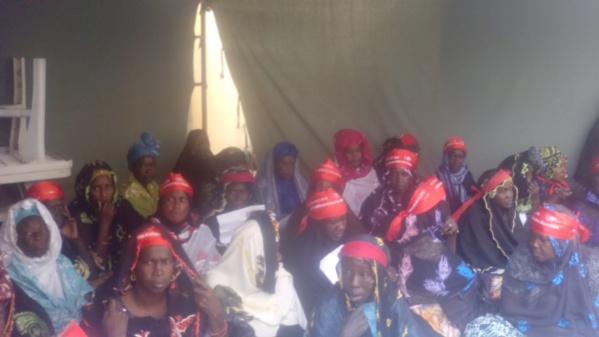 Libération des veuves, orphelins et militants arrêtés samedi