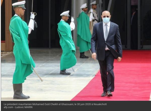 60 ans de la Mauritanie: hausse des salaires dans la santé et l'éducation