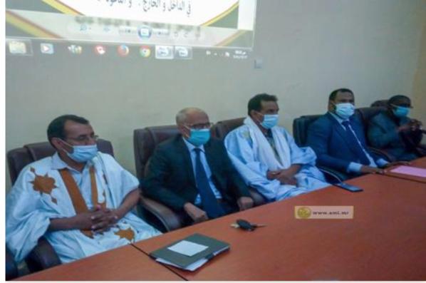 Démarrage des travaux d'un colloque scientifique à l'université des sciences islamiques d'Aioun