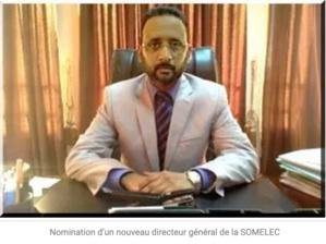 Nomination d'un nouveau directeur général de la Somelec