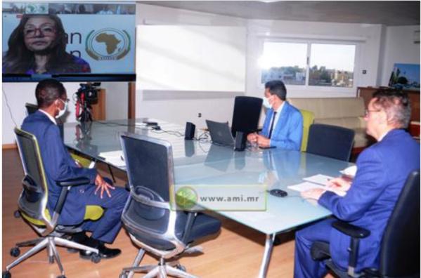 Le ministre du Pétrole participe à une plateforme sur l'initiative de production d'électricité