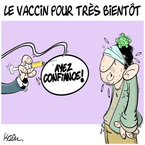 Covid-19 en Mauritanie : Le vaccin, attendu en février